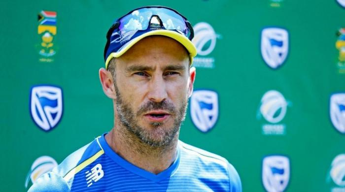 South Africa 'rest' Faf du Plessis in first ODI squad after he quit captaincy