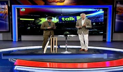 Geo Super PSL TALK - Episode 14 featuring Danish Anis and Sikander Bakht