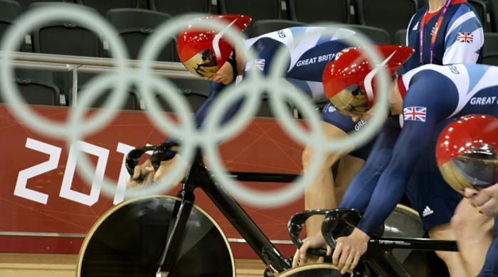 'Real opportunity' for British cycling following Olympic postponement