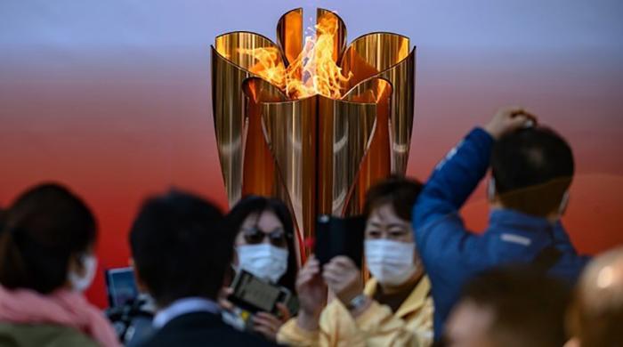Organisers shelve Olympic flame display following Japan's coronavirus crisis