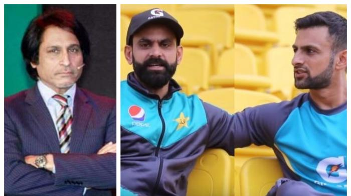 Don't need a lesson from you: Ramiz Raja lashes out at Shoaib Malik as banter becomes serious