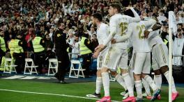 Real Madrid players take voluntary 10% or 20% pay cut amid coronavirus