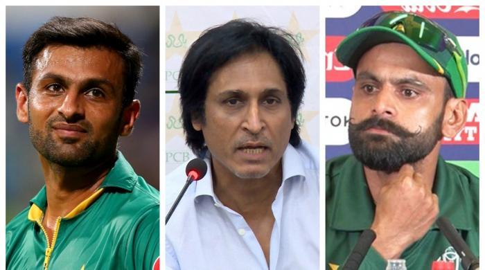 Ramiz Raja vs Shoaib Malik vs Mohammad Hafeez: feuding trio's careers in comparison