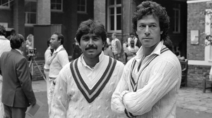 Mushtaq Ahmed picks Imran Khan, Javed Miandad as dream captain, vice-captain pair