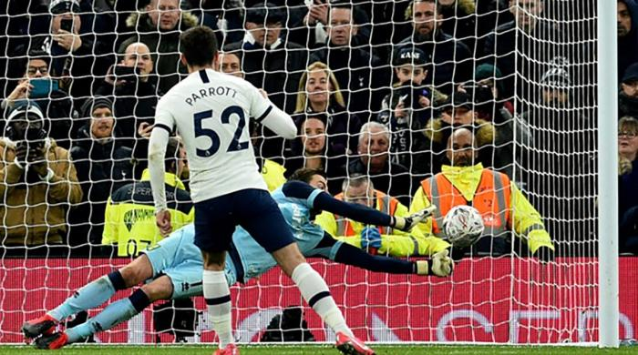 Tottenham's Troy Parrott to miss Premier League season restart due to surgery