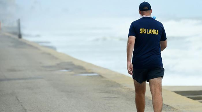 Sri Lanka to resume outdoor training under stringent measures