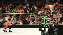 WWE says 30 plus of its staff tested positive for Covid-19