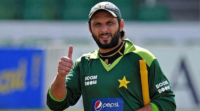 Shahid Afridi Foundation logo to feature on Pakistan's playing kits