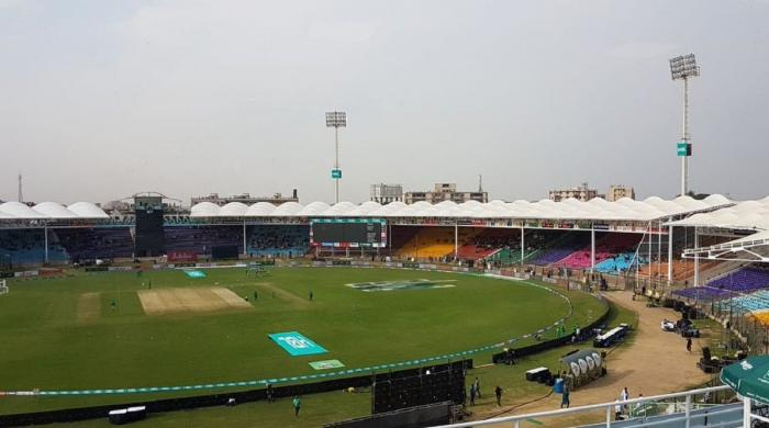National Stadium Karachi's roof all but mended: report