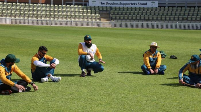 Quarantined Pakistan players miss desi food, local hospitality, friends in England