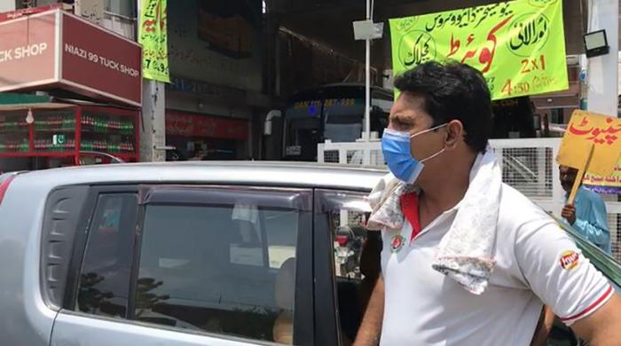 Wahab Riaz's academy coach becomes taxi driver to survive Covid-19 crisis