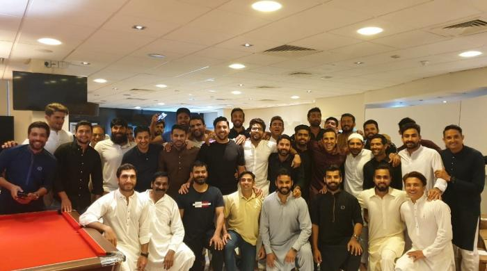 Cricketers urge nation to sacrifice traditional Eid mingling due to Covid-19