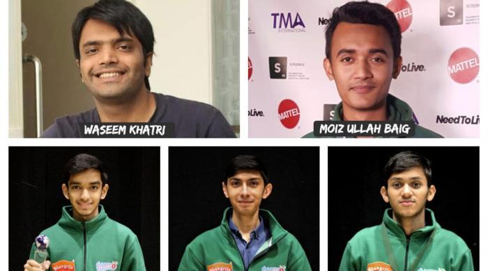 Pakistan scrabble team seal semifinal berth in virtual world cup