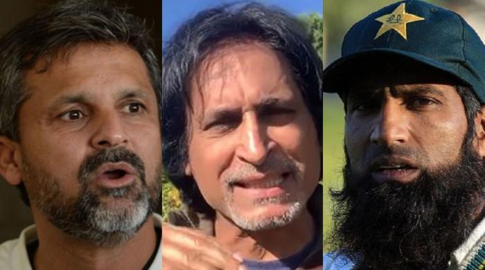 Legends buck up Azhar Ali's men ahead of tough Test series against England