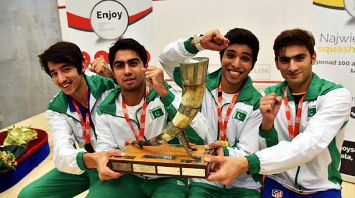 Covid cancellations erase Pakistan's entire junior squash calendar