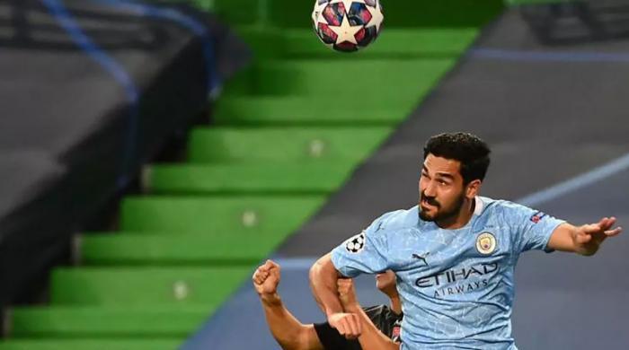 Manchester City's Ilkay Gundogan contracts Covid-19