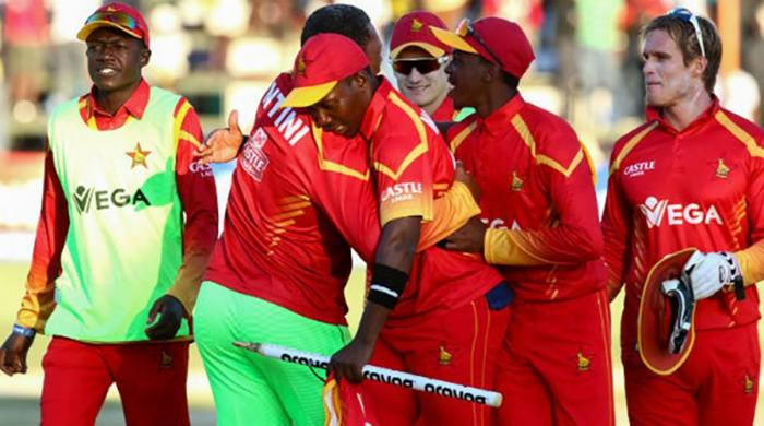 Zimbabwe government officially okays Pakistan tour