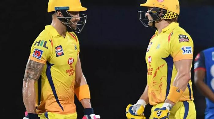 CSK's Shane Watson, Faf du Plessis star in 10-wicket win over KXIP