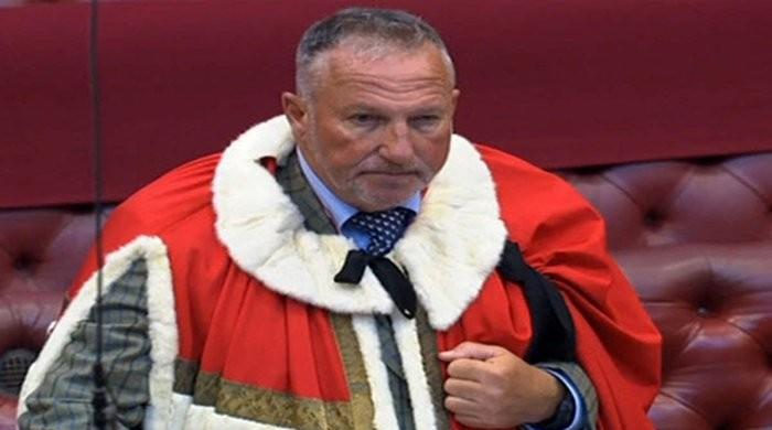 England cricket legend Ian Botham takes up seat in House of Lords