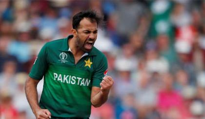 Wahab Riaz to play for Salman Khan's team in LPL