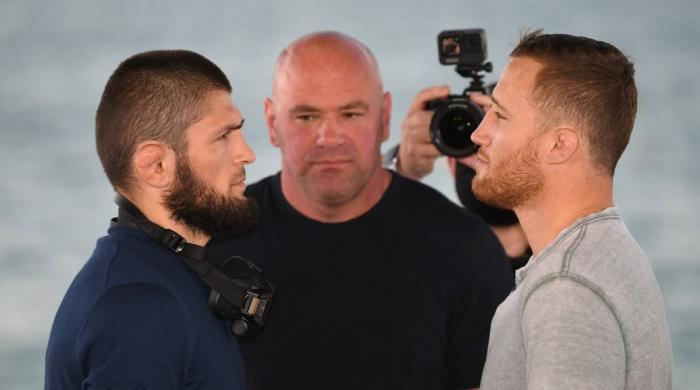 Khabib Nurmagomedov vs Justin Gaethje UFC 254: live blog updates