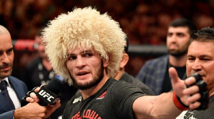 Khabib Nurmagomedov retires from fighting after beating Justin Gaethje at UFC 254