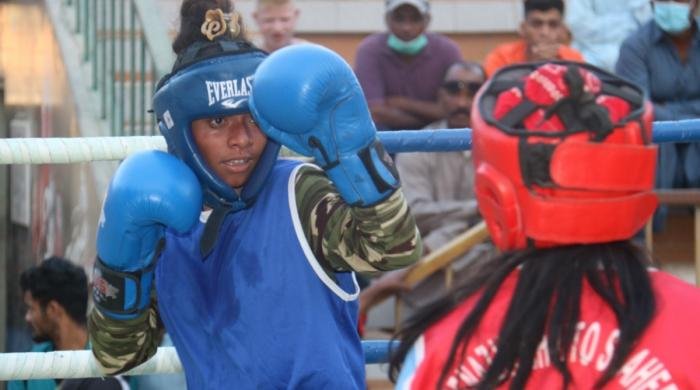 Two-day Women Boxing Championship underway in Karachi