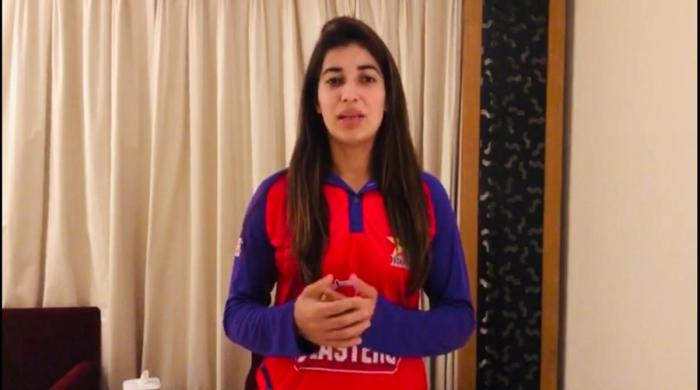Aliya Riaz wants to become Pakistan's Ellyse Perry