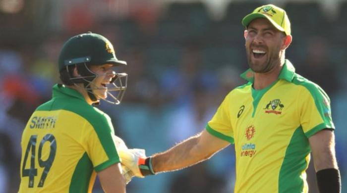 Big total helps Australia beat India in the first ODI