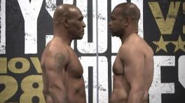 Mike Tyson plans fast start in ring return at 54 against Jones
