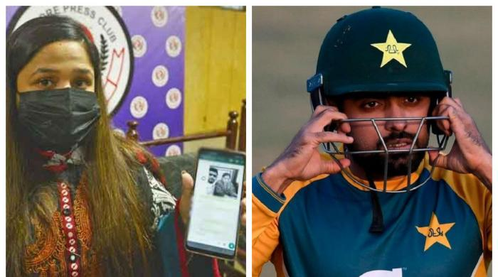 Babar Azam accused of sexual harassment, violence by woman in Lahore