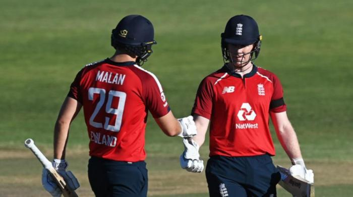 Dawid Malan leads England to series win against South Africa