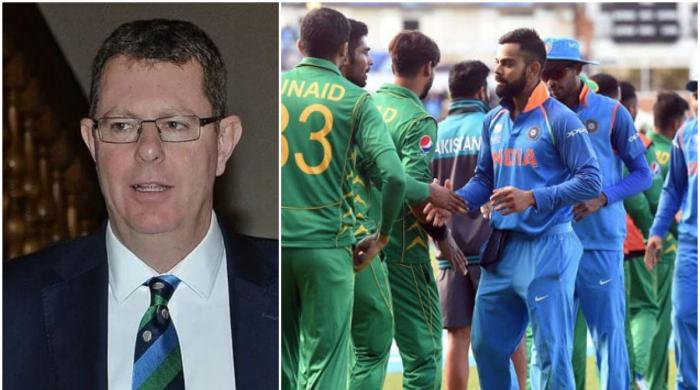 ICC Chairman hopes for better Pakistan-India cricketing ties