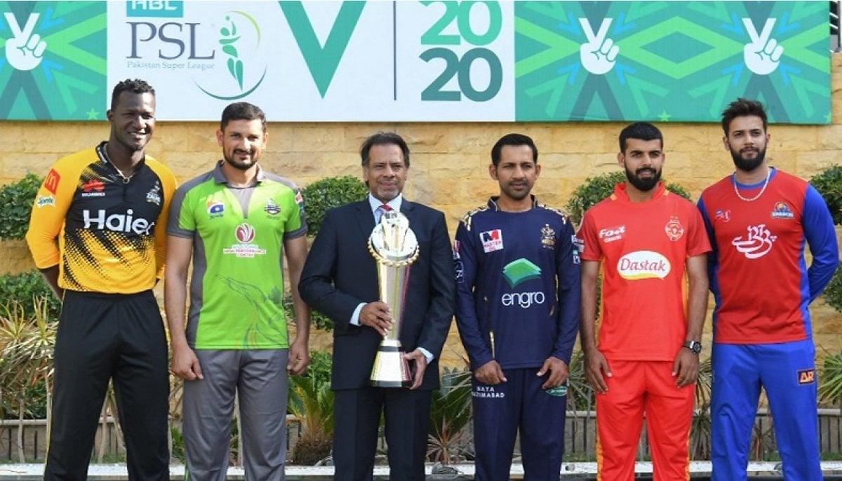 PSL 2021: Complete squads, line-ups for Pakistan Super League teams | - GeoSuper.tv