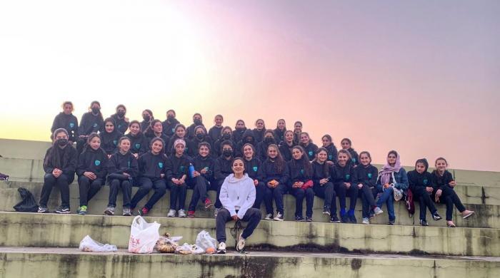 Chitral Women Sports Club organizes football camp in Islamabad