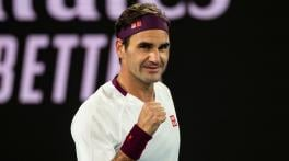 'Pain-free' Federer says never considered retirement