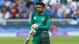 Babar Azam advances to no. 2 in ICC T20I batsmen rankings