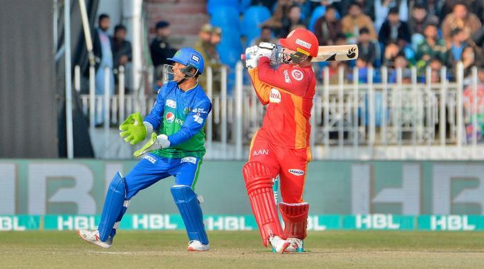 PSL 2021: Live score for Islamabad United vs Multan Sultans
