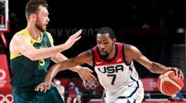USA edge past France to extend their men's Olympic basketball reign