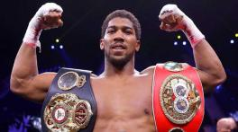 Anthony Joshua says he would even fight King Kong ahead of Usyk bout