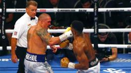Oleksandr Usyk ends Joshua's reign as world heavyweight champion