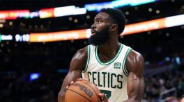 NBA Celtics guard Brown out after contracting Covid-19