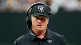 Las Vegas Raiders coach Jon Gruden resigns after racism, anti-gay revelations