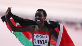 Famed Kenyan distance runner Agnes Tirop stabbed to death
