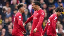 Man Utd lose at Leicester, five-goal Liverpool thrash Watford