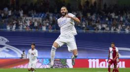 Zinedine Zidane says Benzema deserves to win the Ballon d'Or