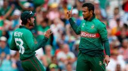 ICC T20 World Cup: Star all-rounder Shakib Al Hasan surpasses Malinga as T20's highest wicket-taker