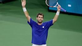 Britain's Norrie beats Basilashvili to claim Indian Wells title
