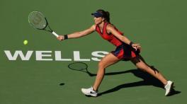 Spain's Badosa beats Azarenka to capture Indian Wells title