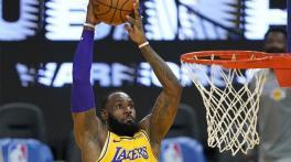 Rejuvenated LeBron, Lakers eye return to NBA summit